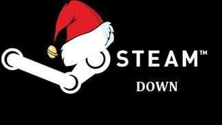 每逢佳节必崩溃,Steam真的应该考虑一下对策