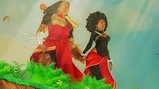 在喀麦隆,用13年做一款非洲幻想题材RPG