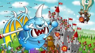 盛大游戏《城与龙》:模拟经营、魔物养成加《皇室战争》会变成什么?