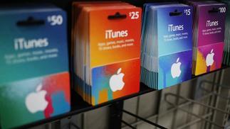苹果在天猫开了一家App Store充值卡旗舰店,目前仅限给国区账户充值