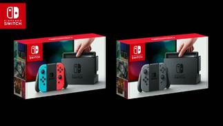任天堂新发布会上关于Switch的一切,基本都在这里了