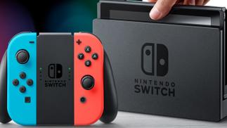 Switch港版:系统不带中文,首发两款中文游戏