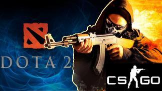 2016年Steam用户数最多的游戏依然是《Dota 2》和《CS:GO》