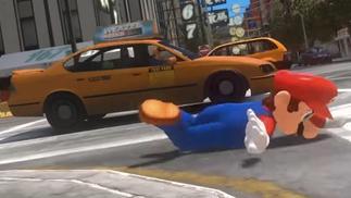 当《超级马里奥:奥德赛》与GTA融合之后,这个世界是崩坏的