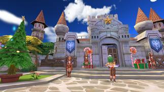 《仙境传说RO:守护永恒的爱》上线,我进去先拍了一天风景