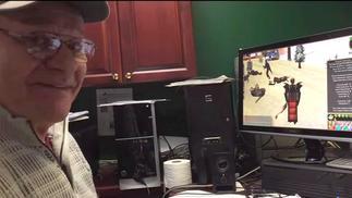 那位74岁老玩家还有话想说:曾想用余生玩一款游戏,但开发商只给了他17年