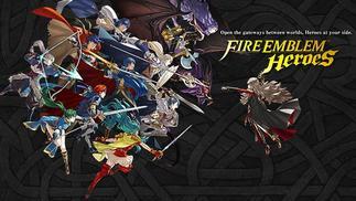 任天堂第三款手游《火焰之纹章:英雄》上架移动双平台
