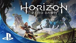 《Horizon: Zero Dawn》国行版送审,官方译名《地平线:零之曙光》