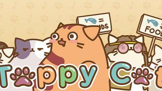《Tappy Cat》是一款用肉球按住琴弦来演奏乐曲的治愈小游戏