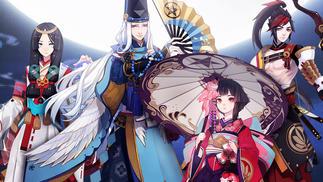 《阴阳师》即将在2月23号在日本正式上线,β测试评价良好