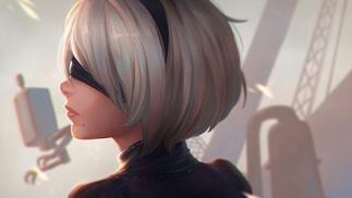 《尼尔:自动人形》中文版可能要推迟到4月份发售了