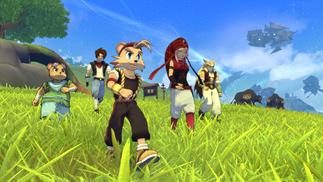 一款法国制造、卡通风格的格斗RPG,最近将登陆PC和主机平台