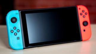 Switch媒体评测解禁:续航3小时,实际容量26GB,无线小手柄偶尔断连