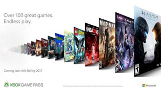 微软将推出游戏订阅服务,每月9.9美元可游玩上百款游戏