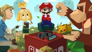 外国游戏界大佬对今天发售的Switch都怎么看?