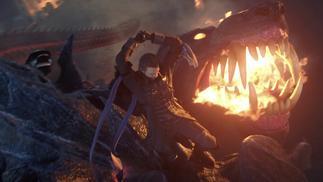 《最终幻想15:王者之剑》在北京举行了中国首映,这是FF系列电影第一次正式在中国上映