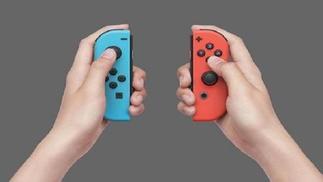 除了连接Switch之外,Joy-Con还能用来玩一些手机游戏