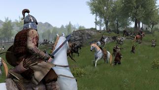 《骑马与砍杀2》公布更多游戏截图,看看风景也挺舒服