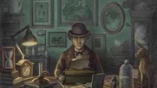 一天早晨,弗兰兹·卡夫卡发现自己在Steam上变成了一个游戏