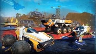 《无人深空》发布重大更新,加入陆地载具、在线基地分享等功能