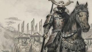 这是一款欧美人制作的水墨风游戏,讲述了日本武士的故事