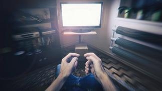 超过50%的美国失业年轻人可能都在家里蹲、玩游戏