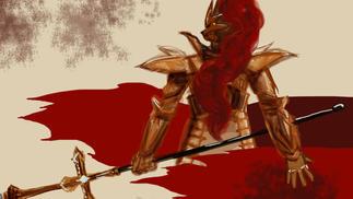 """一次成功的玩家请愿:""""请务必给《黑暗之魂3》的猎龙者头盔加上流苏!"""""""