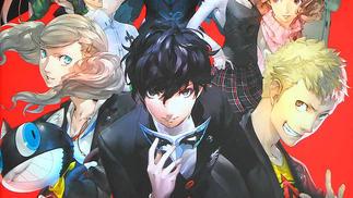 《Persona 5》:不留遗憾的青春