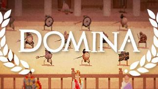 《Domina》:在这款角斗场模拟游戏里,你是掌握男奴隶生死的女主人