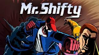 俯视射击游戏《Mr.Shifty》正式发售,热血硬汉大作战