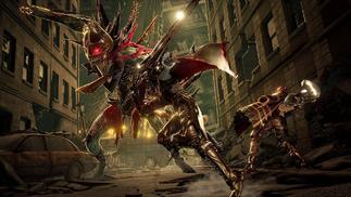 《噬神者》团队公开吸血鬼题材新作《Code Vein》