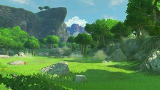 《塞尔达传说:荒野之息》:重新设计开放世界