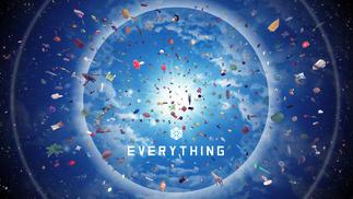《Everything》:起初我是一匹野马,后来我成了整个宇宙