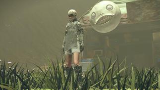 《尼尔:自动人形》DLC发售,新增人物服装与竞技场