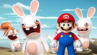 """那款""""马里奥+疯狂兔子""""的Switch游戏,可能会在今年8月或9月发售"""