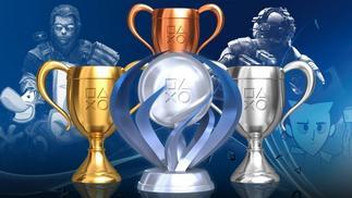 8年拿了1200个白金奖杯根本停不下来:PS奖杯最强玩家的故事