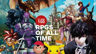 """外媒IGN搞了一个""""史上百大RPG""""评选活动"""