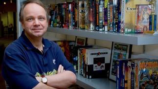席德·梅尔:为什么我的姓名总是出现在游戏包装盒上