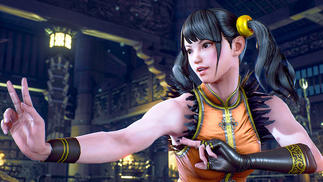 格斗游戏中的中国武术