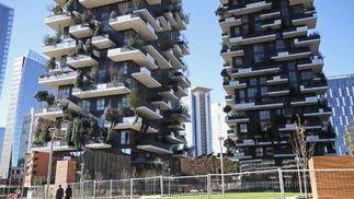 南加大建筑系师生用《Block'hood》教你在摩天大楼上种森林