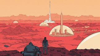 《海岛大亨5》开发商要出一款火星主题的城市建造游戏,2018年发售