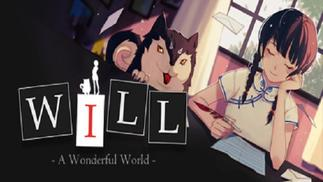 《WILL:美好世界》发售日确定,6月6日正式登陆Steam