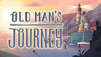 手绘风解谜新作《老人之旅》上架Steam,支持简体中文