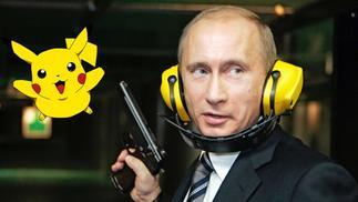 为什么在俄国教堂玩《Pokémon GO》就会被判刑?