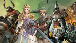 官方简中的塞尔达来了,为什么是《黄昏公主》,为什么是英伟达Shield?