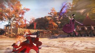 《神舞幻想》公布实时演算画面,《古剑奇谭3》将在2018年发售