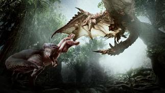 《怪物猎人:世界》更多情报公布,不会采用开放世界的形式