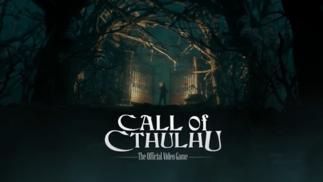 《克苏鲁的呼唤》E3预告片公布,接近真相会更加疯狂