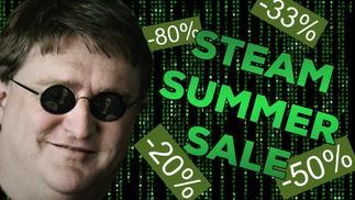 看完这篇文章,你自己就能写一篇Steam夏促剁手指南