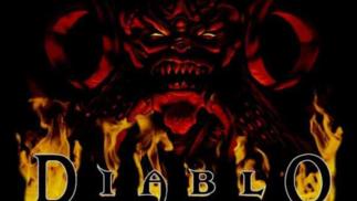 很奇怪,我发现整个《Diablo》系列里我最喜欢的是D1